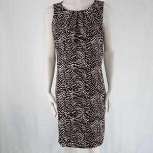 4/$40 Ann Taylor | Sleeveless Lined Sheath Dress